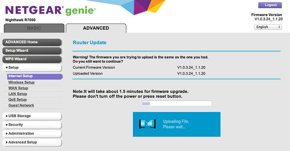 How To Setup Netgear Router   netgear firmware update